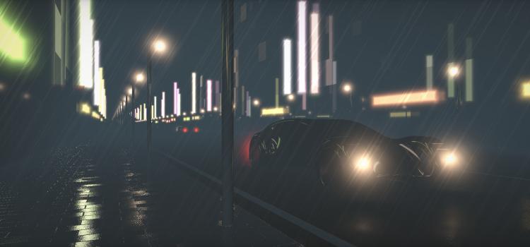 Tokyo – breakdown of a webgl fragment shader