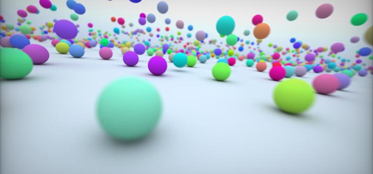 More spheres
