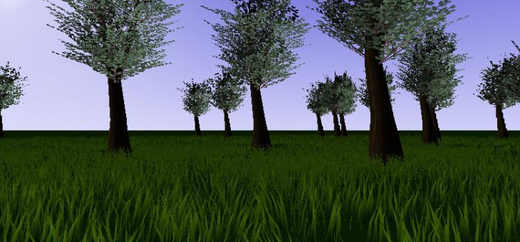 Grass Experiment