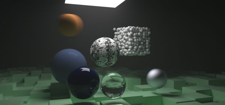 Raytracing: the next week
