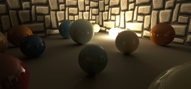 Wolfenstein: Ray Tracing On using WebGL1