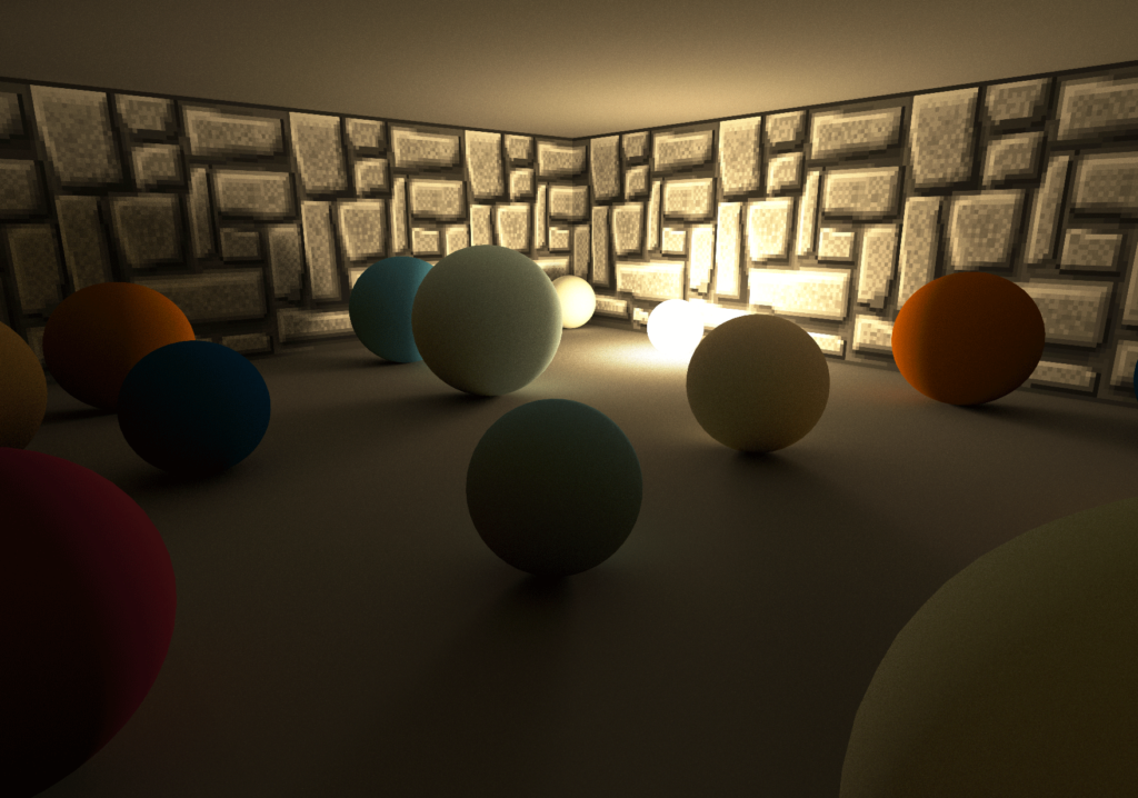 Wolfenstein  Ray Tracing On Using Webgl1