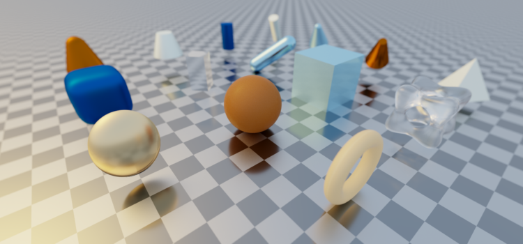 Ray Tracing – Primitives